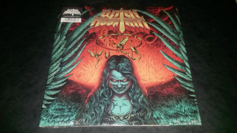 Witch Mountain Mobile of Angels LP + Download on Swamp Green vinyl