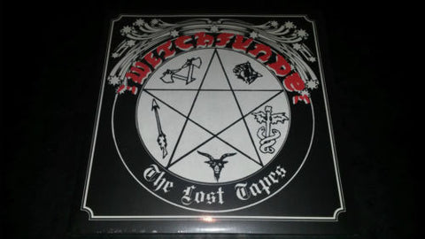 "Witchfynde The Lost tapes 2 x 12"" vinyl NEW SEALED NWOBHM Heavy Metal"