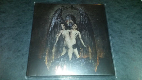 Menace Ruine Union of Irreconcilables LP Avant Garde Black Metal Experimental