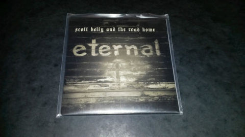 "Scott Kelly and the Road Home Eternal 7"" vinyl NEW Neurosis LTD 200 copies post"