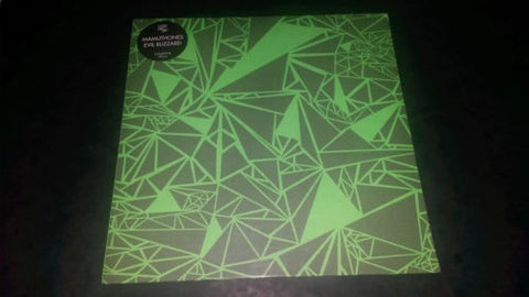 Mamuthones / Evil Blizzard Collisions Vol 4 NEW SEALED Milky Clear LP Psych