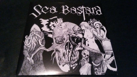 Sea Bastard Scabrous 2LP NEW Doom Sludge War Wolf