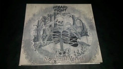 Wizard Fight Nocturnal Verses CD NEW
