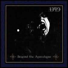 1349 Beyond the Apocalypse 2LP 180gm gatefold LTD Edition coloured vinyl
