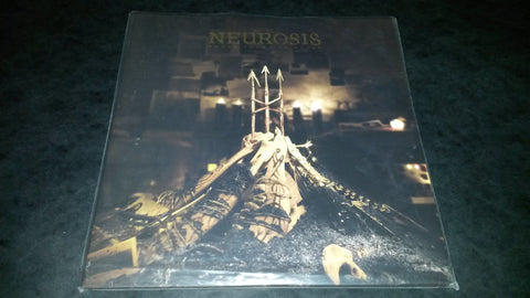 Neurosis Honor Found In Decay 2LP on 180gm vinyl gatefold sleeve and Book