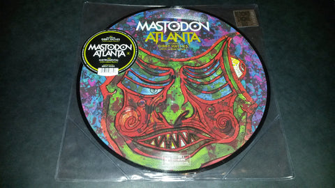 "Mastodon Atlanta Picture Disc 12"" EP vinyl Record Store Day"