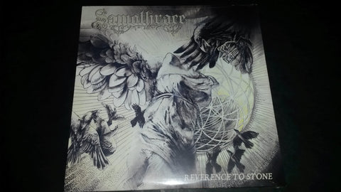 Samothrace - Reverence to Stone LP on Clear vinyl