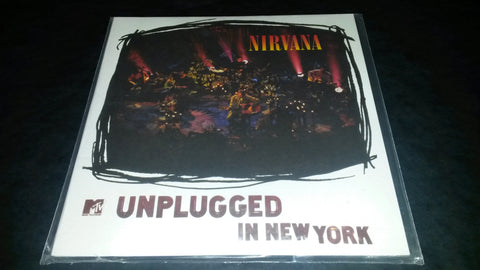 Nirvana MTV Unplugged in New York LP