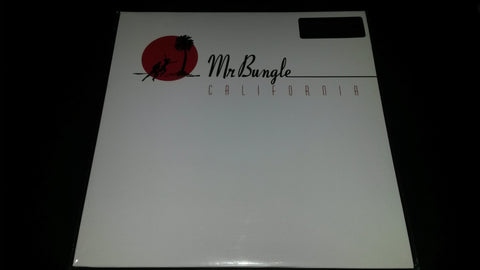 Mr Bungle California LP on 180gm vinyl