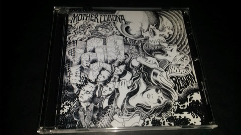 Mother Corona Reburn CD