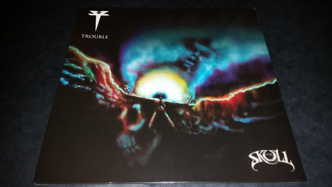 Trouble The Skull LP vinyl