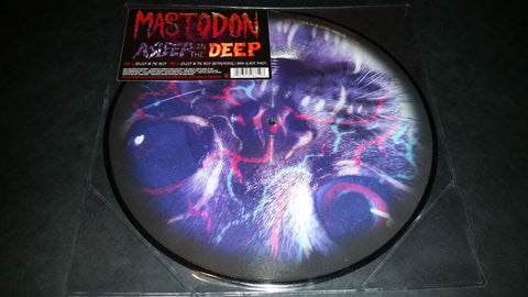 "Mastodon Asleep in the Deep 12"" Picture Disc Vinyl"