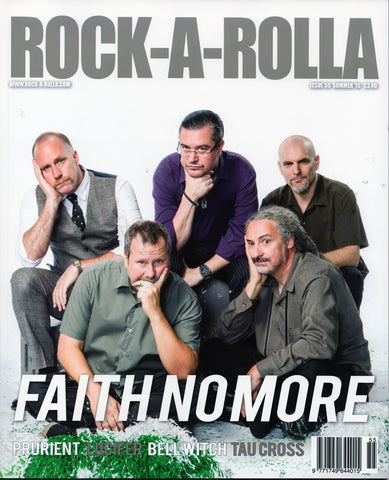 Rock-A-Rolla Magazine Issue 54 Summer 2015