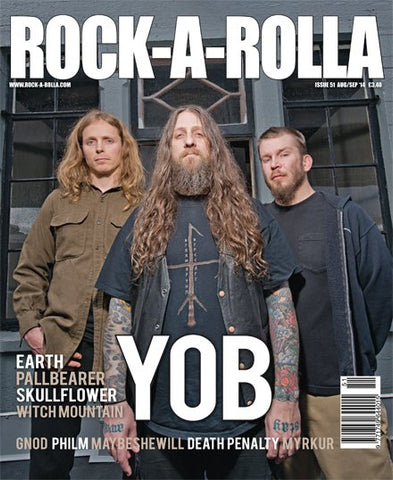 Rock-A-Rolla Magazine - Issue 51 August/September 2014