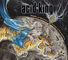 Acid King Middle of Nowhere Centre of Everywhere LP Black vinyl