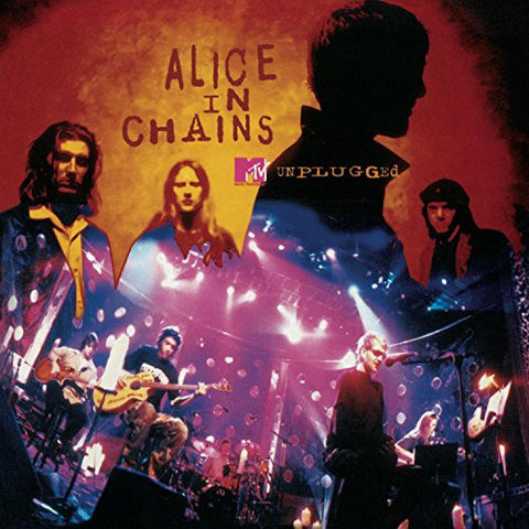 Alice In Chains MTV Unplugged 2LP 180gm Vinyl