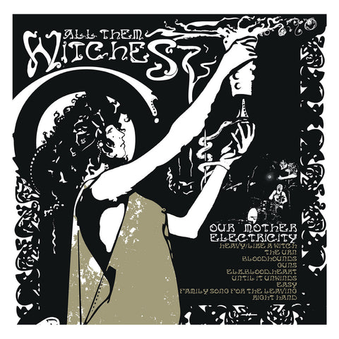All Them Witches Our Mother Electricity LP vinyl
