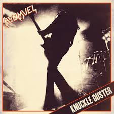 Asomvel Knuckle Duster LP vinyl in gatefold sleeve