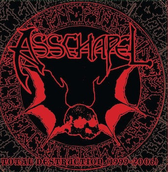 Asschapel Total Destruction (1999-2006) LP vinyl