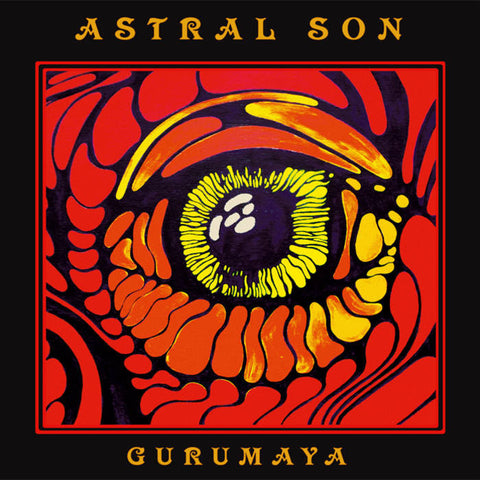 Astral Son Curumaya LP on Black vinyl