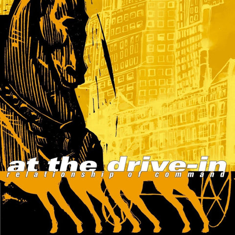 At the Drive In Relationship of Command 2LP Vinyl