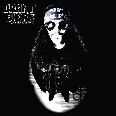 Brant Bjork Punk Rock Guilt 2LP on Black vinyl gatefold sleeve