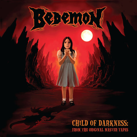 Bedemon Child of Darkness LP + Download Code