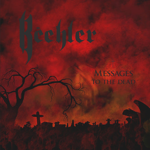 Beehler Messages to the Dead LP vinyl
