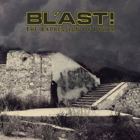 Bl'ast! The Expression of Power 3LP vinyl