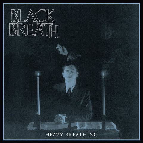 Black Breath Heavy Breathing LP vinyl