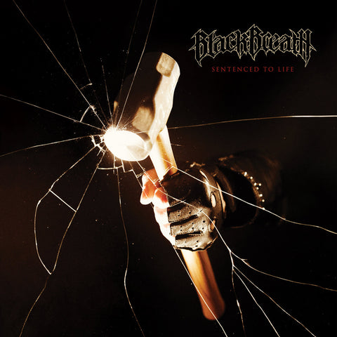 Black Breath Sentenced To Life LP vinyl