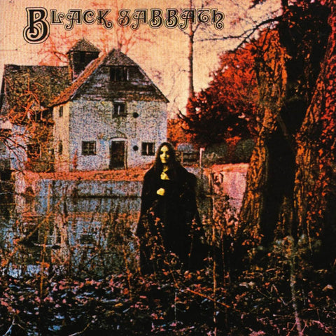 Black Sabbath Self Titled LP 180gm vinyl + CD in gatefold sleeve 2015 reissue