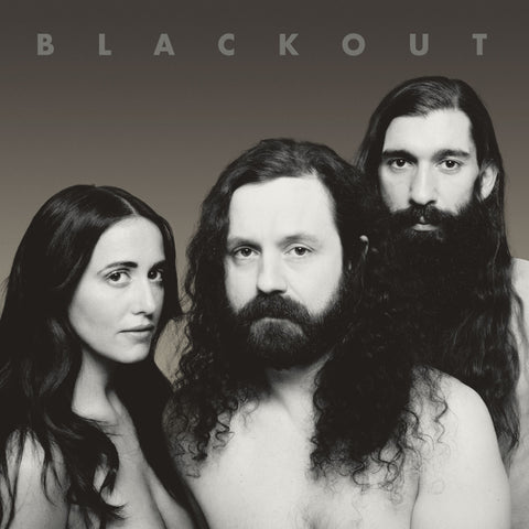 Blackout Self Titled LP vinyl