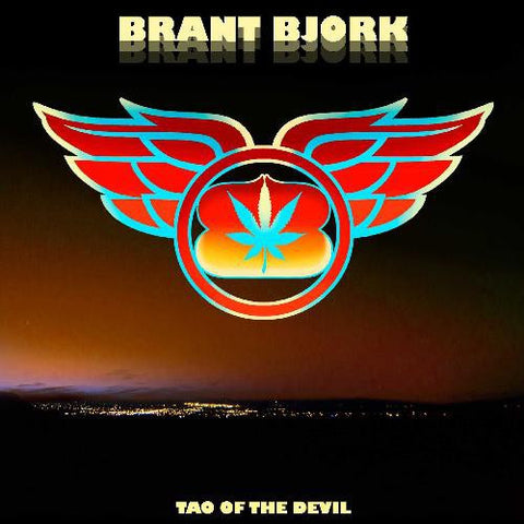 Brant Bjork Tao of the Devil LP vinyl