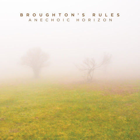 Broughton's Rules Anechoic Horizon LP vinyl