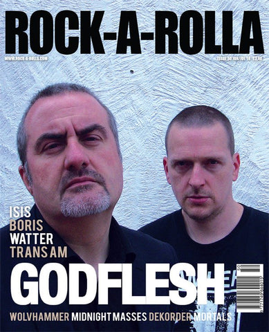 Rock-A-Rolla Magazine - Issue 50 June/July 2014