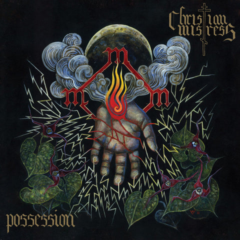 Christian Mistress Possession LP on Black vinyl + Download Code