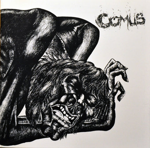 Comus - First Utterance 2LP 180gm vinyl in a gatefold sleeve