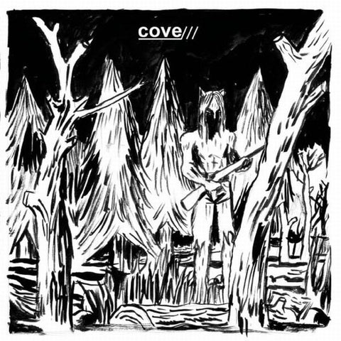 "Cove/// 7"" Single Black Vinyl"