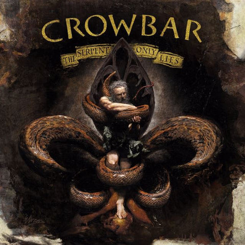 Crowbar The Serpent Only Lies LP +CD