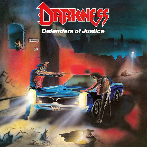 Darkness - Defenders of Justice LP vinyl