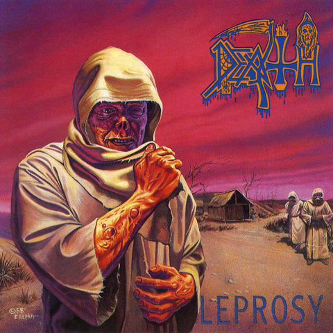 Death Leprosy LP vinyl