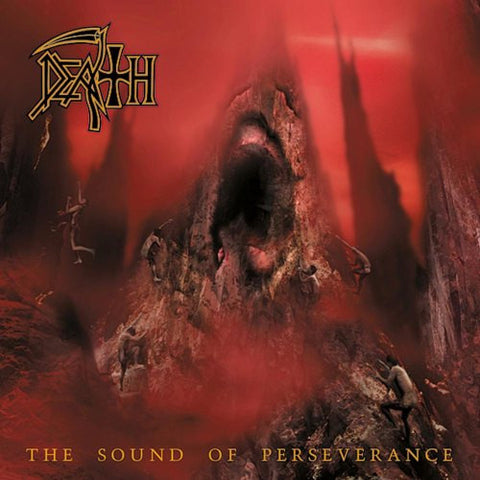 Death The Sound Of Perseverance LP on Bone White vinyl + Download