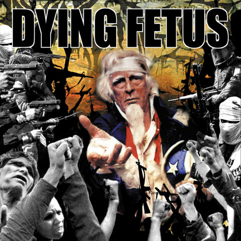 Dying Fetus Destroy The Opposition LP vinyl + Download
