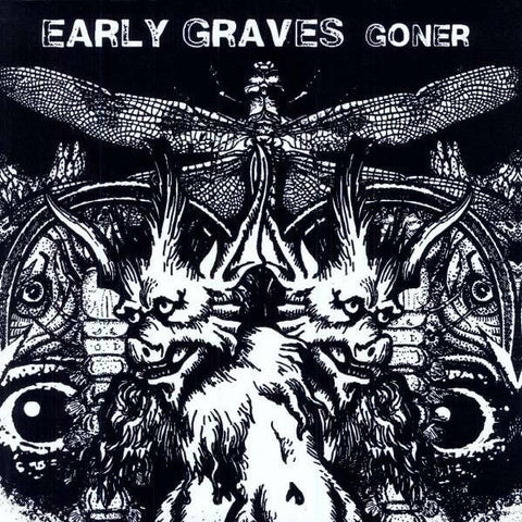 Early Graves - Goner LP vinyl