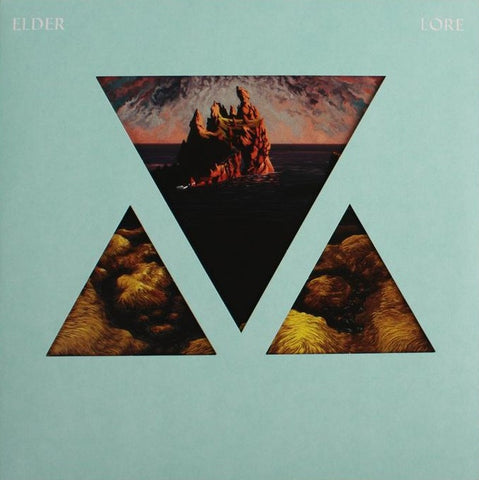 Elder Lore 2LP + CD on 180gm vinyl