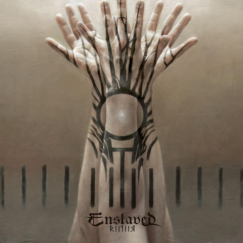 Enslaved - Riitiir 2LP Black vinyl in a gatefold sleeve