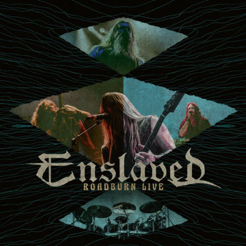 Enslaved Roadburn Live 2LP Green Transparent vinyl RSD 2017