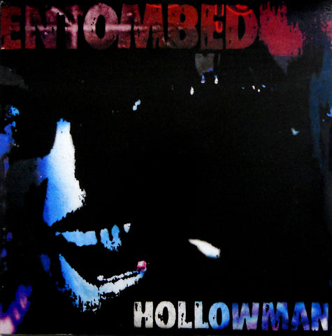 Entombed - Hollowman LP + Poster