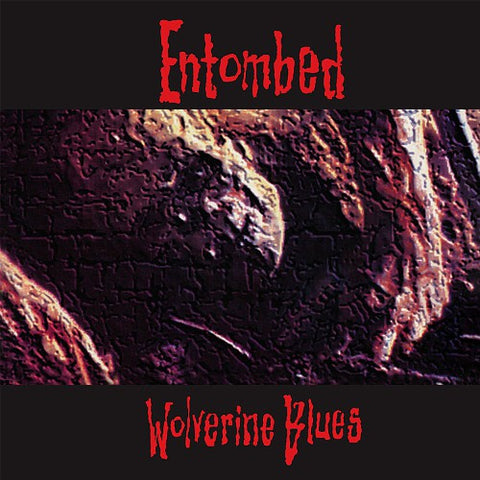 Entombed Wolverine Blues LP Black Vinyl FDR Edition